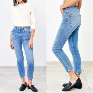 BDG Urban  GirlfriendOutfitters High Rise Cropped